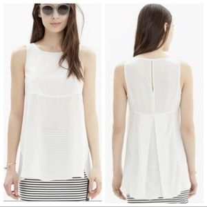 Madewell | XS. 100% Silk Tank Top